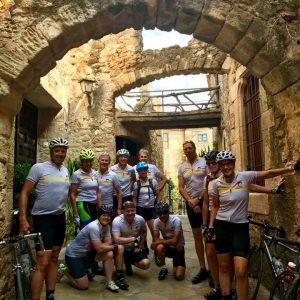 Girona and Pals