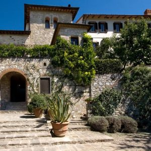 tuscany hotel on Jemison Cycling Tour